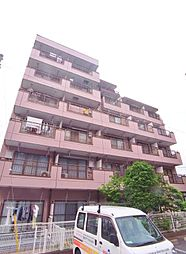 埼玉県ふじみ野市上福岡4丁目の賃貸マンションの外観