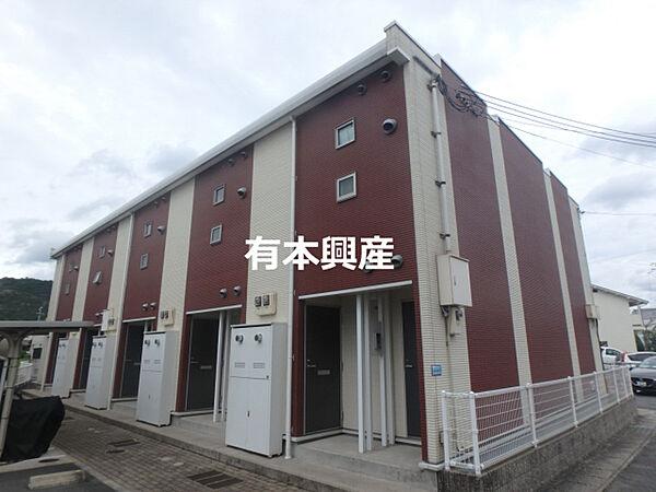 リアン飾東B 1階の賃貸【兵庫県 / 姫路市】