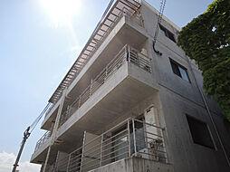神戸・山手アパートメント[1階]の外観