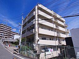 兵庫県神戸市垂水区千代が丘2丁目の賃貸マンションの外観