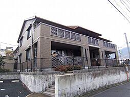 エトワールB棟[2階]の外観
