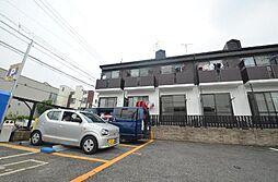 愛知県名古屋市昭和区南分町5丁目の賃貸アパートの外観