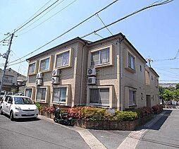 京都府京都市西京区山田御道路町の賃貸マンションの外観