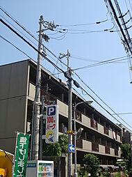 朝日プラザ阿倍野3[2階]の外観