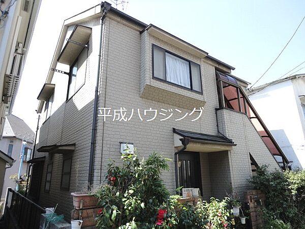 東京都新宿区余丁町の賃貸アパート