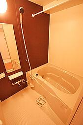 グランデスカイ空港南の浴室(追い焚き機能・浴室乾燥機・オートバス完備)