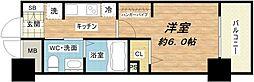 エステムプラザ大阪城パークフロント[4階]の間取り