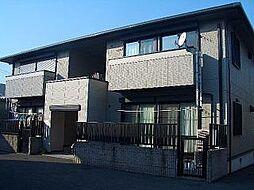 高知県高知市高そねの賃貸アパートの外観