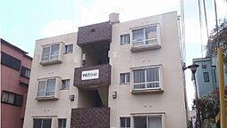 中島マンション[205号室号室]の外観