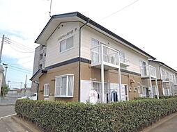 メゾニティ・梅ヶ丘 A〜F棟[D-1号室]の外観