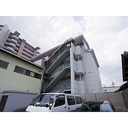 静岡県静岡市清水区天神の賃貸マンションの外観