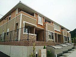 長崎県大村市徳泉川内町の賃貸アパートの外観
