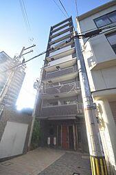 ジュネス高津公園[3階]の外観