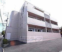 京都府宇治市五ヶ庄寺界道の賃貸マンションの外観