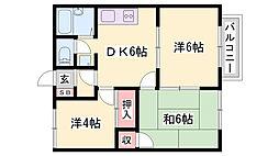 浜の宮駅 4.4万円