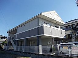 兵庫県相生市陸本町の賃貸アパートの外観