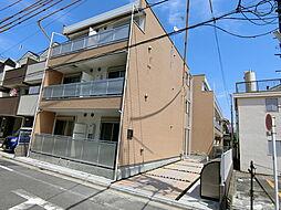 神奈川県川崎市幸区小向西町1丁目の賃貸マンションの外観