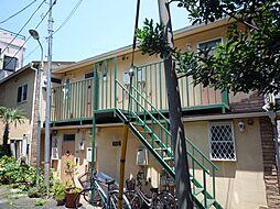 ラ・メール代々木[B号室]の外観