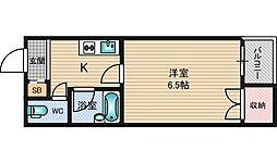 サンロイヤル柴島パート5[2階]の間取り