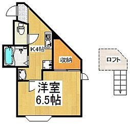 新所沢駅 5.3万円