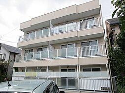兵庫県西宮市南郷町の賃貸マンションの外観