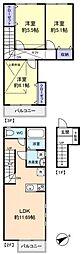 仮)八千代台南1丁目計画[2階]の間取り