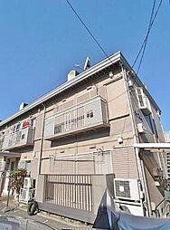 埼玉県志木市上宗岡2丁目の賃貸アパートの外観