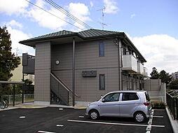 奈良県大和郡山市南大工町の賃貸アパートの外観