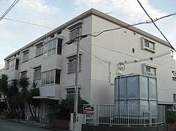共栄マンション[3階]の外観