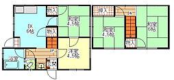 本町六丁目駅 4.5万円