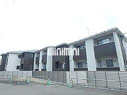 宮城県仙台市太白区中田5の賃貸アパートの外観