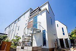 Hakua[1階]の外観