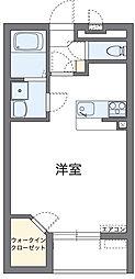 レオネクスト高島[2階]の間取り