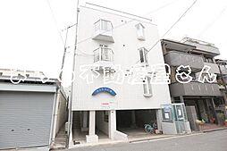 ぽえむ太子橋[303号室]の外観