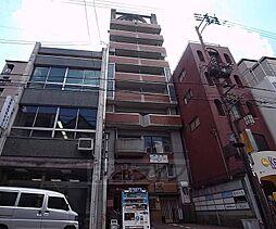 京都府京都市中京区三条通室町東入御倉町の賃貸マンションの外観