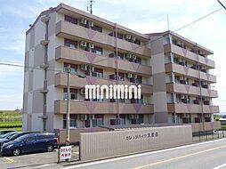 カレッジハイツ六反田[2階]の外観