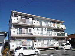 ハイツ大竹[1階]の外観