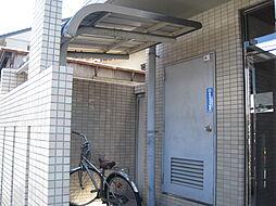 ハイライフ田幡[4階]の外観