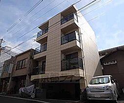 京都府京都市中京区西竹屋町の賃貸マンションの外観