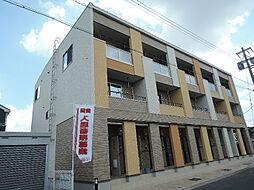 愛知県半田市一本木町1丁目の賃貸アパートの外観