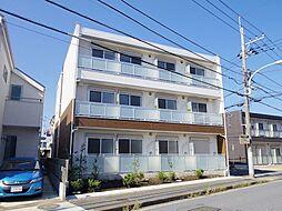 東京都国分寺市西町2丁目の賃貸マンションの外観