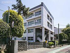 武蔵野市立第二中学校 距離1580m