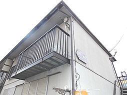 埼玉県川口市上青木4丁目の賃貸アパートの外観