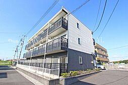埼玉県八潮市大字大原の賃貸マンションの外観