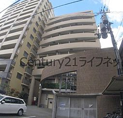 ティラヴェント北梅田[7階]の外観