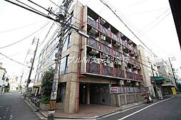 岡山県岡山市北区奉還町2の賃貸マンションの外観