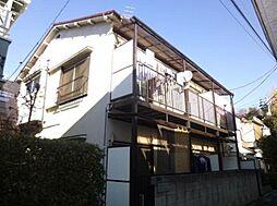 三玉コーポ[1階]の外観