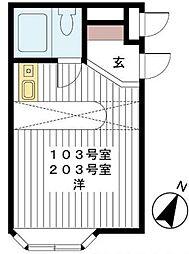 稲毛駅 2.9万円