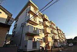 福岡県北九州市小倉北区熊本3丁目の賃貸アパートの外観