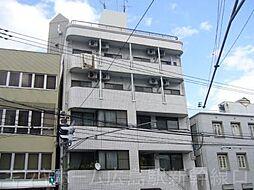 広島県広島市東区牛田本町2丁目の賃貸マンションの外観